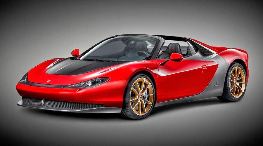 Ferrari Sergio (2014) Front Side
