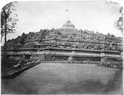First Photo Borobudur of 1873