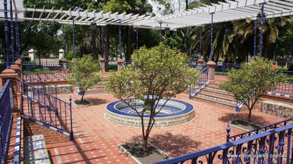 Estos lugares rosedal y patio andaluz palermo - Imagenes de patios andaluces ...