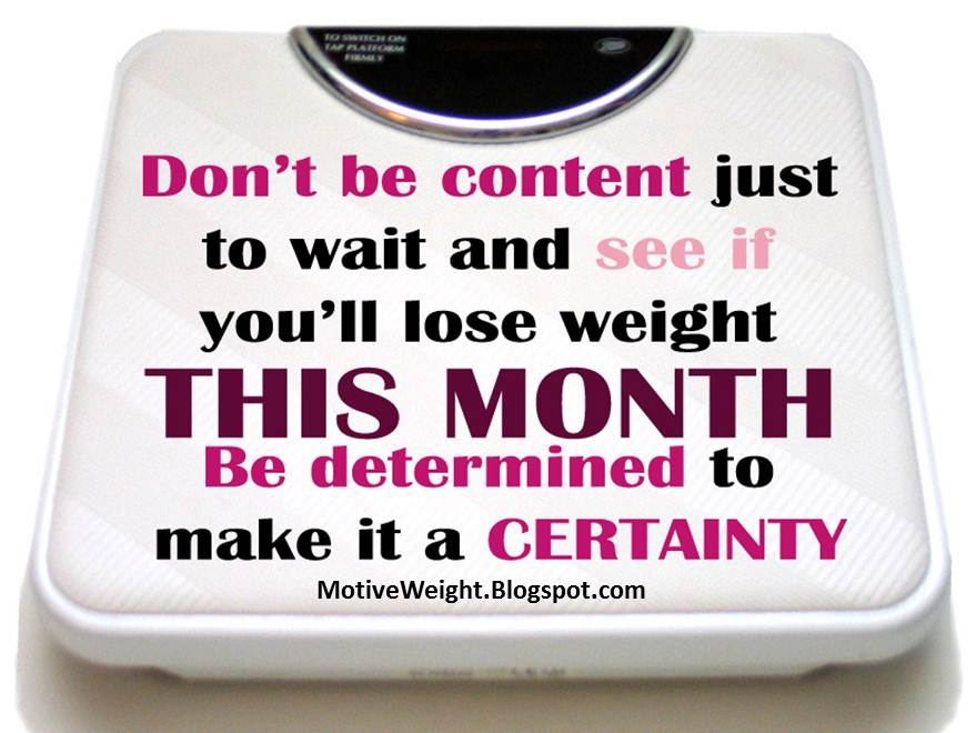 MotiveWeight: Make Weight Loss A CERTAINTY This Month
