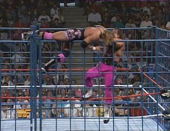 WWF / WWE - Summerslam 1994: Owen vs. Bret Hart