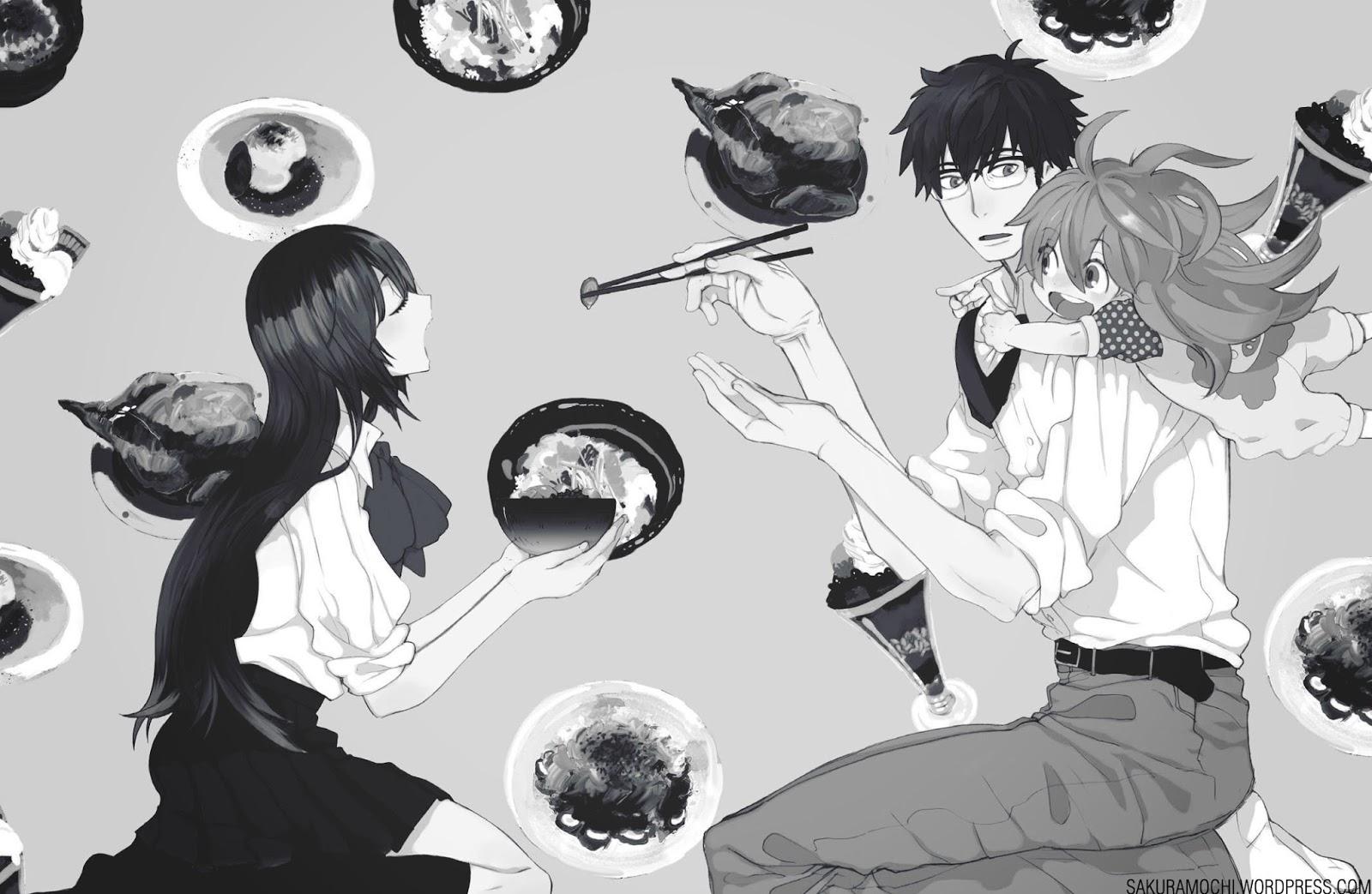 Xem Phim Amaama To Inazuma - Sweetness And Lightning - Wallpaper Full HD - Hình nền lớn