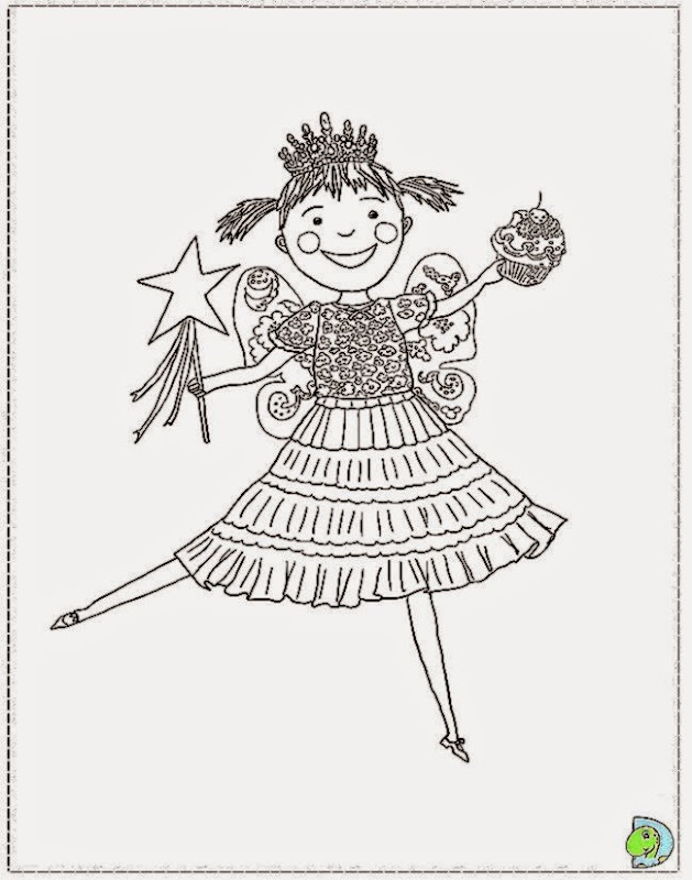 pinkalicious coloring pages to print - photo#18