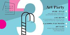 מקום לאמנות חוגג 3 שנות יצירה
