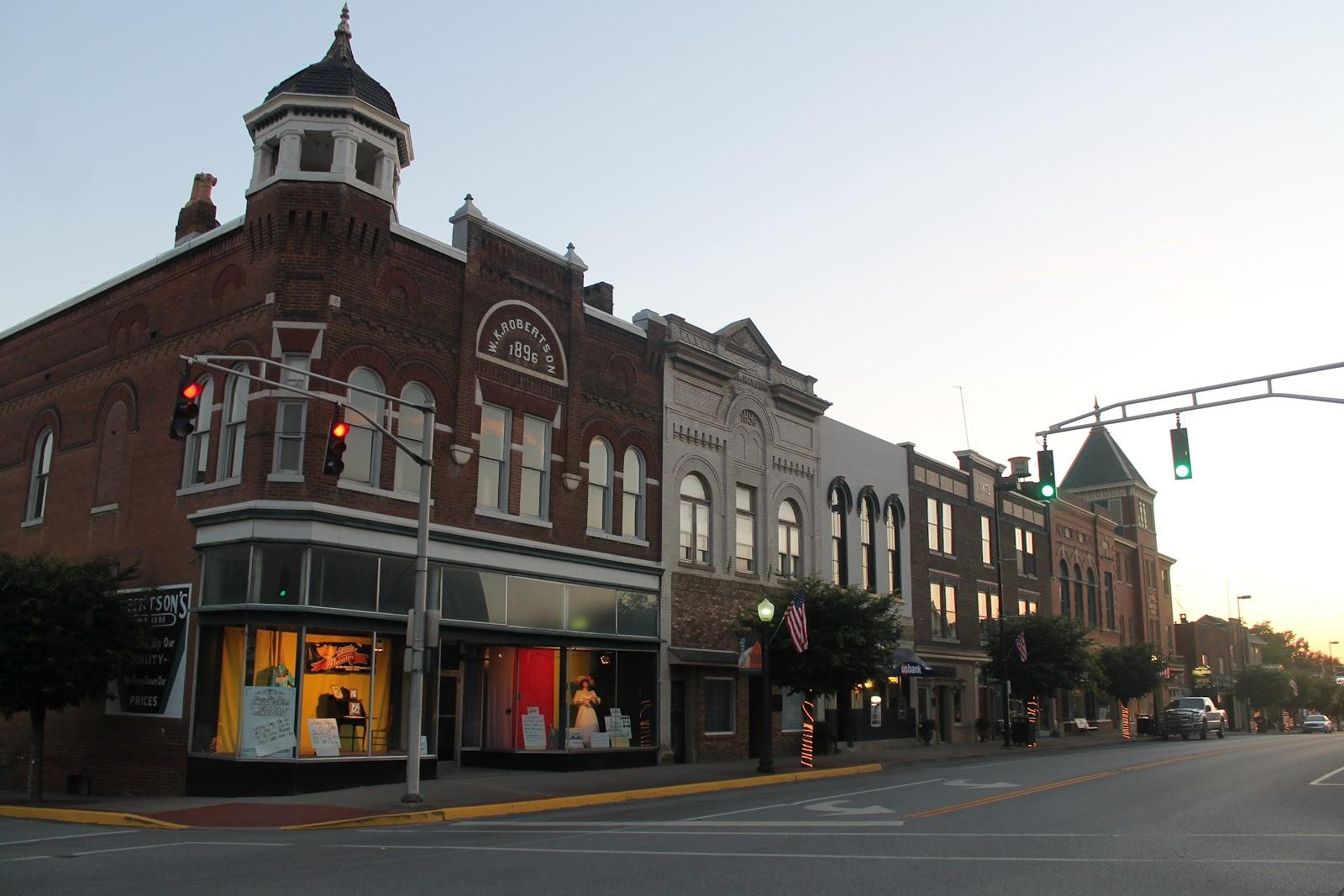 Springfield (KY) United States  city photo : Hoorahoopti Away: Lincoln Homestead Springfield, KY