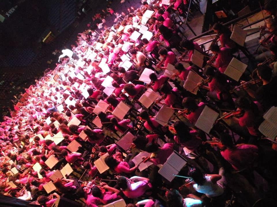 XIIIº EIOJ - Luna Park - Oct 2013