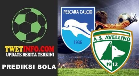 Prediksi Pescara vs Avellino