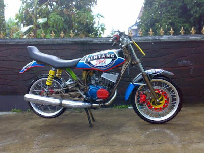 RX King Modif Airbrush