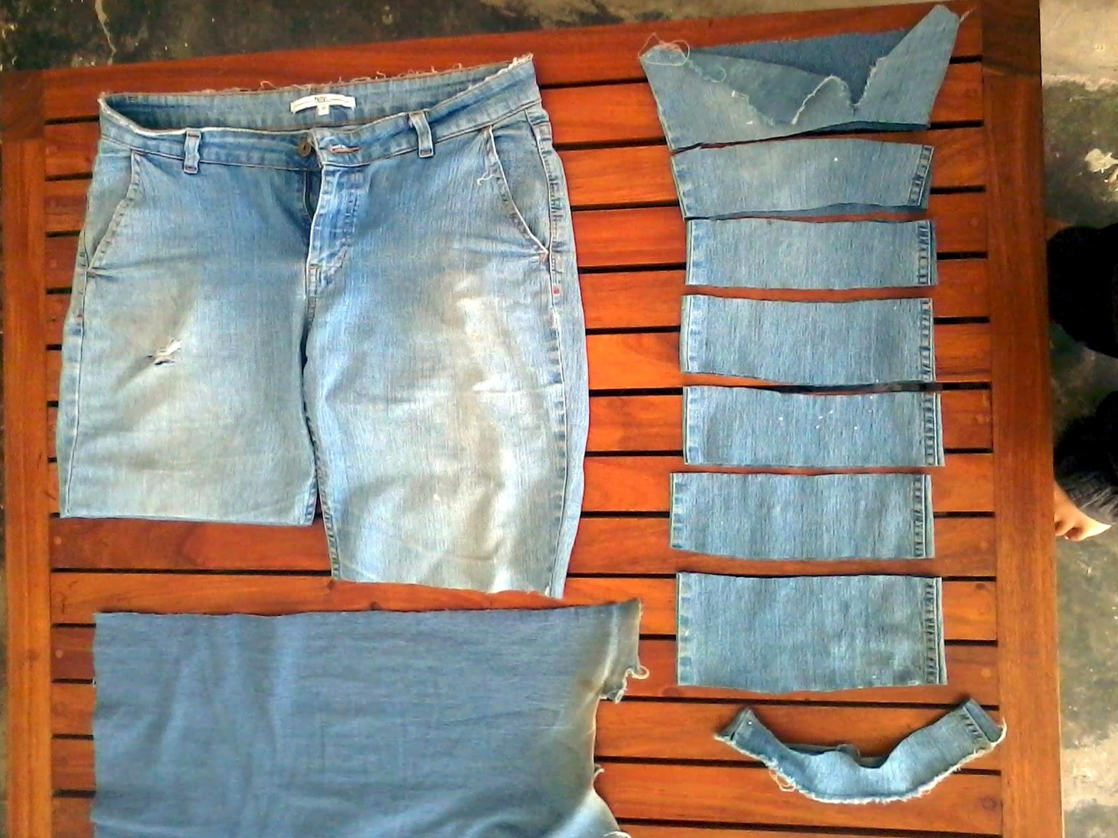 5 Ideas Para Reutilizar Unos Pantalones De Mezclilla