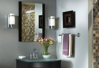 Bathroom Sconce Lighting