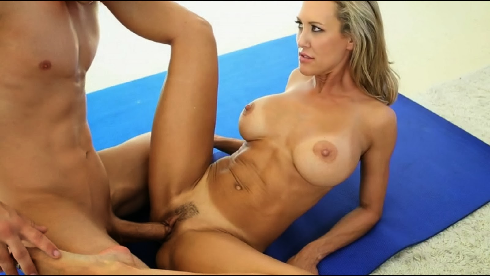 cute latin chick rubbing her clit and pussy