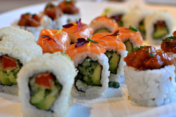 sake no hana sushi rolls umai saturdays