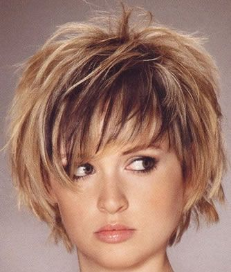 pictures of short wavy hairstyles. women short hair style 2
