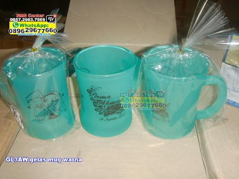 gelas mug warna GL3AW