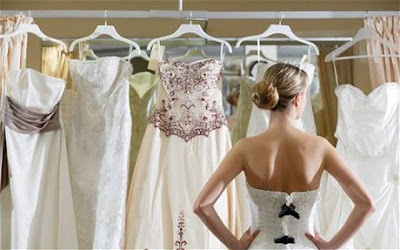 Agony and Ecstasy Selecting Royal Wedding Dress