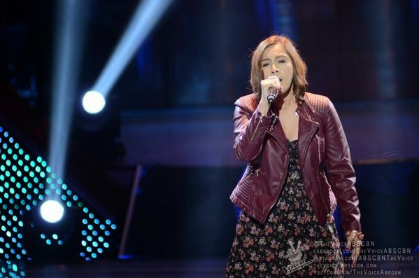 Mojofly member Lougee Basabas auditions on 'The Voice PH'