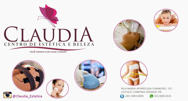 Claudia Estética Campina Grande