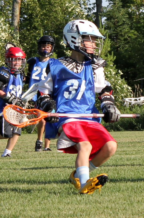 Northern Lights Lacrosse Highlights From Duluth Ymca Youth League