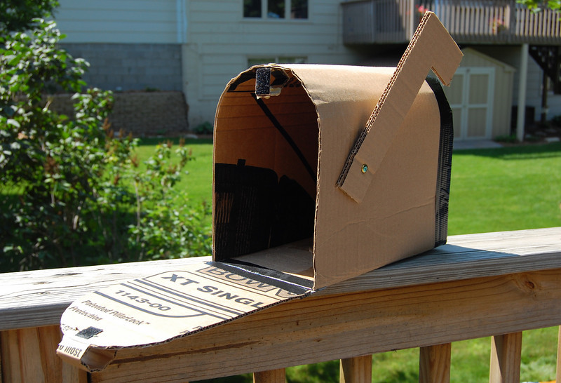 Party hardy blog how to party the right way diy for Things to make out of cardboard for kids