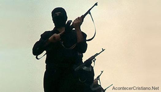 Terrorista del Estado Islámico se convierte al cristianismo