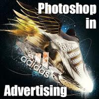 Photoshop en la publicidad para Android