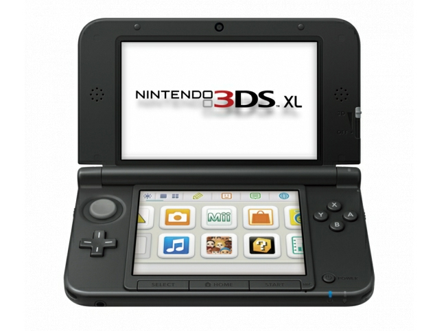 The Armchair Empire Infinite: Hardware: Nintendo 3DS XL