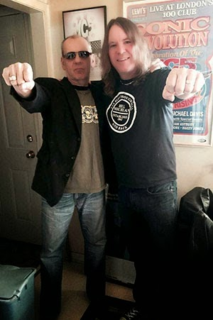 MGT with Filmaker Ron Perry