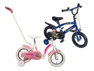 Rower dziecięcy Biedronka
