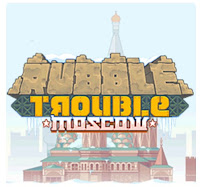 Rubble Trouble Moscow walkthrough.