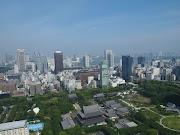 東京タワーから、彼らが見ていた景色 (ちなみに私は左から二番目の子がタイプです .