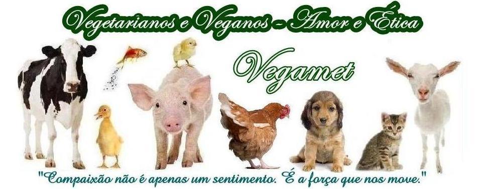 Vegamet - Ativismo Vegetariano