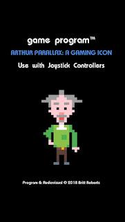 🧓 Meet Arthur Parallax 🧓