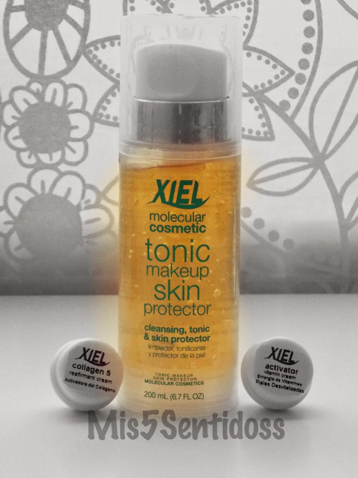 Xiel Tonic Makeup Skin Protector