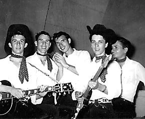 Blog de elpresse : ELVIS ET LE ROCKABILLY, sid king & the five strings