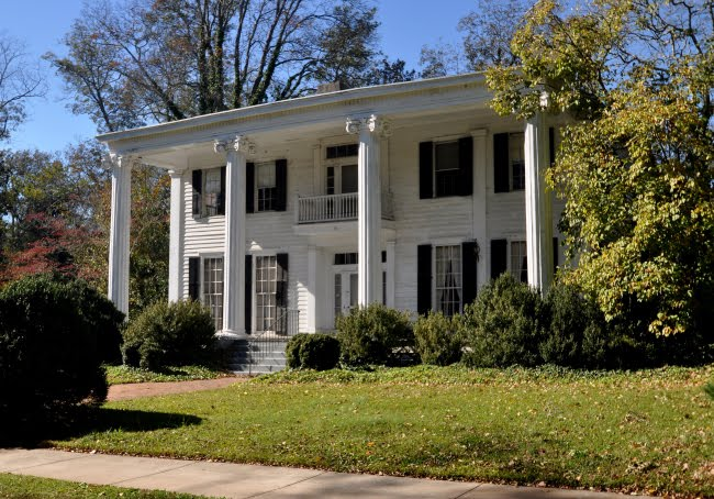 Whitehaven greek revival architecture in madison ga for G architecture massy