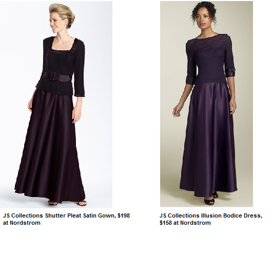 Nordstrom Wedding Dress Mocha Color Twigs Design