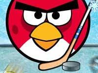 Angry Birds Hockey | Juegos15.com