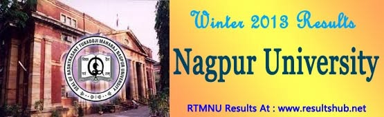 Winter 2013 Results Nagpur University