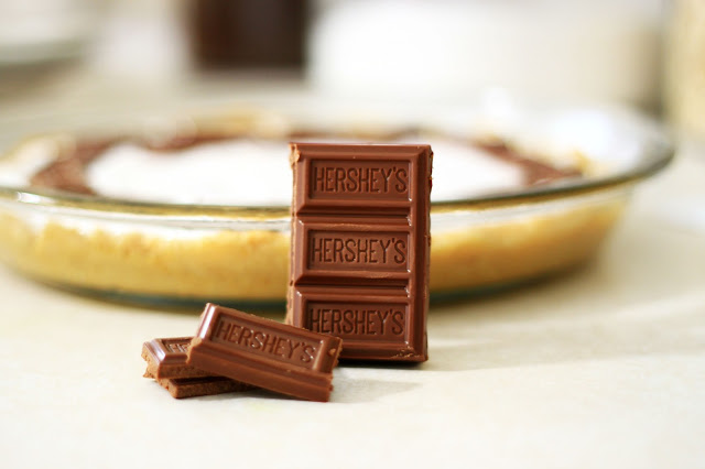 s'more_pie_recipe_Hershey_candy_bars