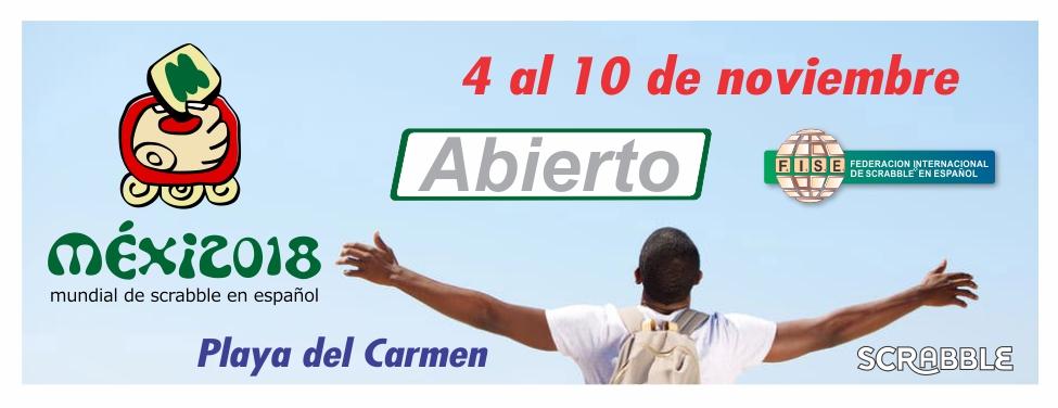 XXII Mundial de Scrabble en Español