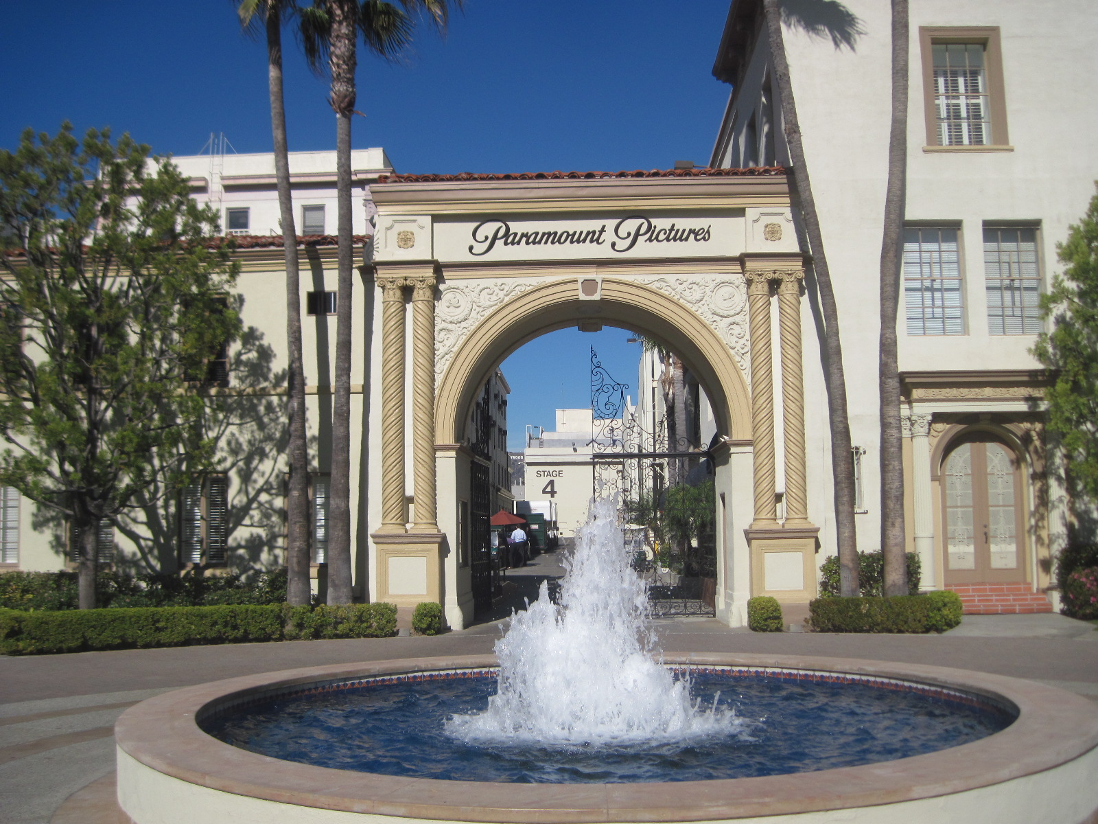 The Schramm Journey Paramount Studios