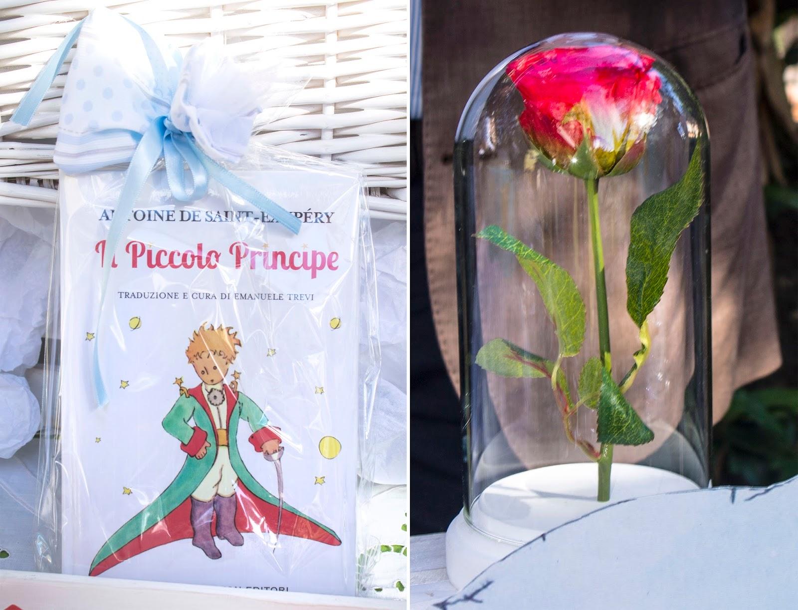 Matrimonio Tema Piccolo Principe : Come le ciliegie party battesimo del piccolo principe