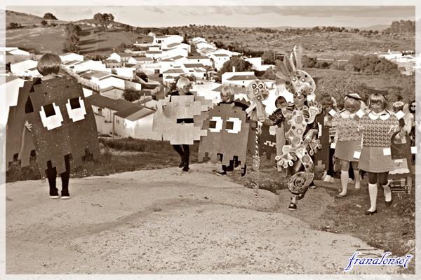 Carnaval Montes de San Benito