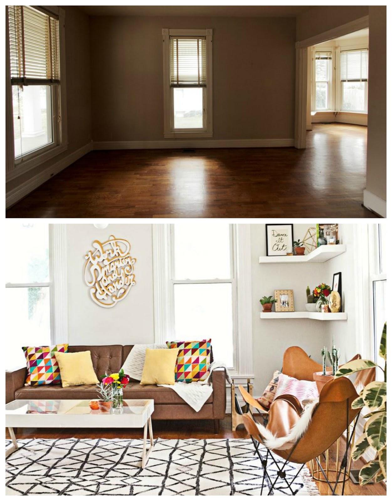 Un sal n decorado con mucho gusto acot o dec blog de decoraci n - Blog decoracion salones ...