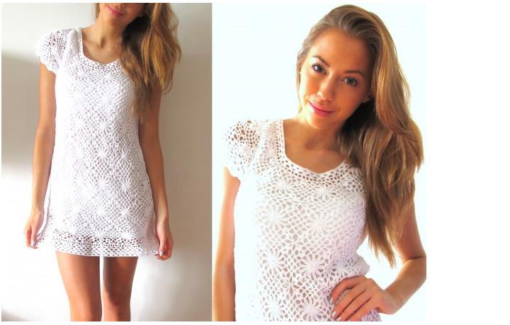Модные вязаные платья в интернет магазине Мокуша.ру. . Мы рады приветствовать Вас на нашем