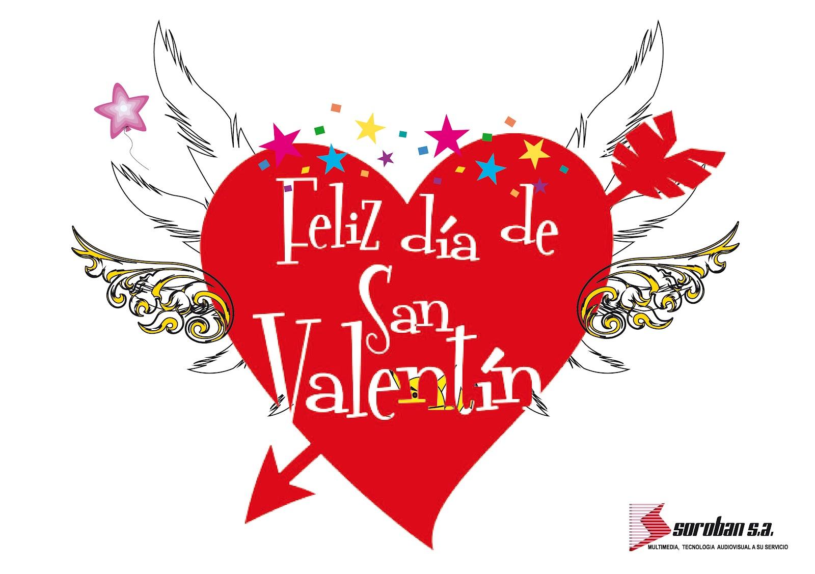 14 DE FEBRERO SAN VALENTIN •♥* Día de los Enamorados