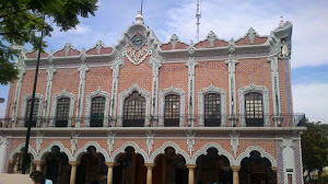 Palacio Municipal de Tehuacan, Puebla
