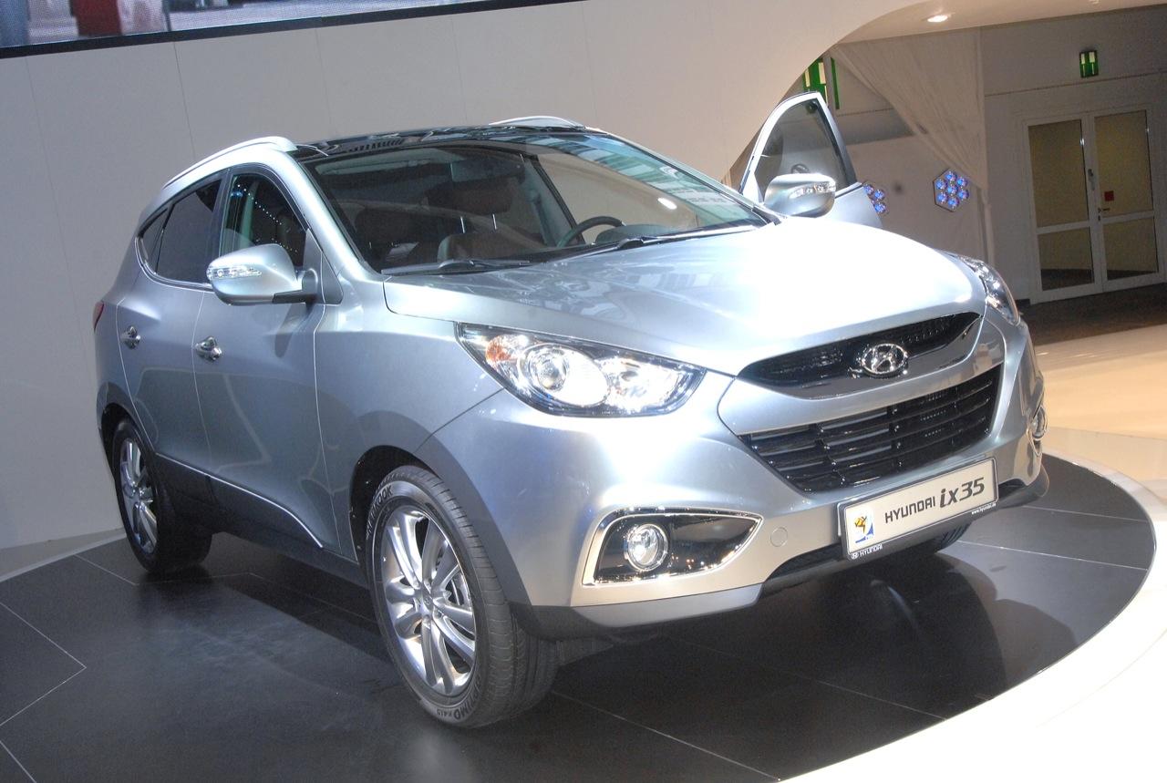 Hyundai ix35 | HD Wallpaper Cars
