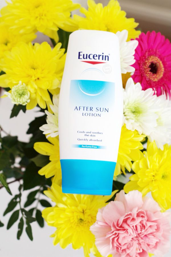 Eucerin After Sun lotion review