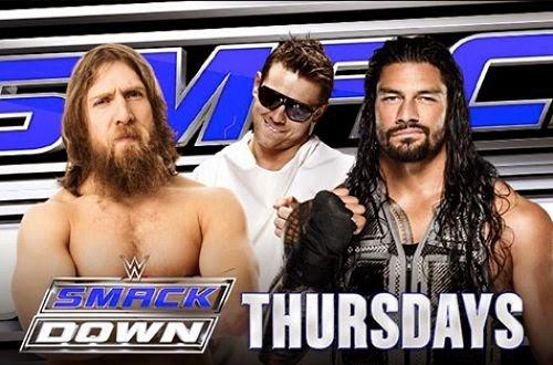 عرض سماكداون WWE Smackdown 05.02.2015